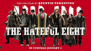 Quentin Tarantino's 'The Hateful Eight' will not disappoint his fans