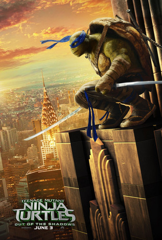 Box office news: 'Turtles' tops 'X-Men,' while 'Me Before You' surprises