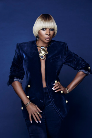 Mary J. Blige to be honored with Breakthrough Award at 2018 Palm Springs Film Festival