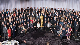 2014 Oscar nominees gather for Annual Academy Awards luncheon