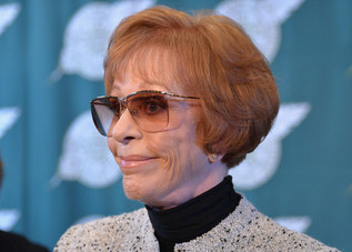 Carol Burnett to receive 2015 SAG Life Achievement Award