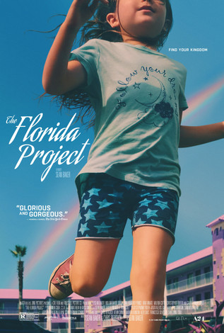 Movie Review: 2017 'The Florida Project'