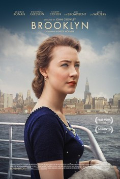 If you only see one movie this year, it should be 'Brooklyn'