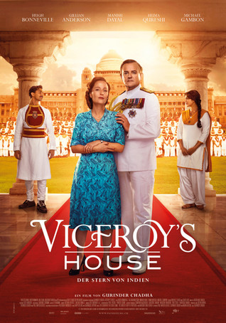 'Viceroy's House' delves into the partition of India and is in theaters now