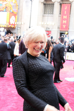 Glenn Close to receive the icon award at the 30th annual Palm Springs International Film Festival Fi