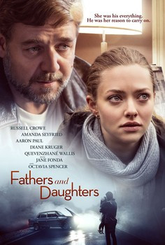 Film Review: 2015 'Fathers and Daughters'