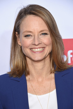 Jodie Foster honored with star on Hollywood's Walk of Fame