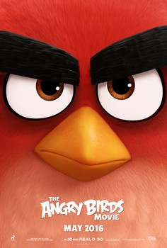 'Angry Birds' narrowly dethrones 'Captain America' at box office