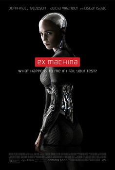 'Ex Machina,' a powerful and intelligent science fiction tale