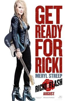 Meryl Streep rocks it in 'Ricki and the Flash'