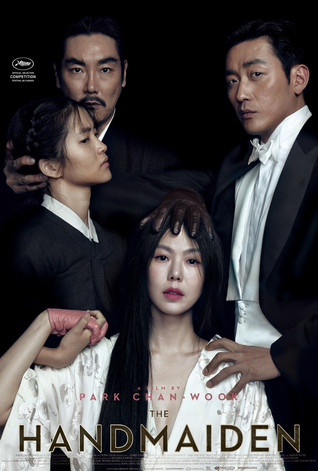 The most unique film of the year is 'The Handmaiden'