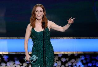 'Birdman' and 'Downton Abbey' big winners at 2015 SAG Awards