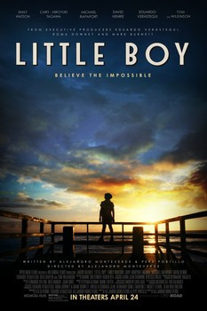 Movie Review: 'Little Boy'