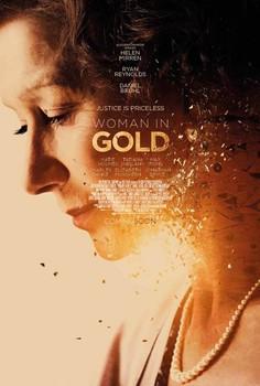 Helen Mirren glitters in 'Woman in Gold'