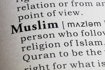What Is A 'Muslim'