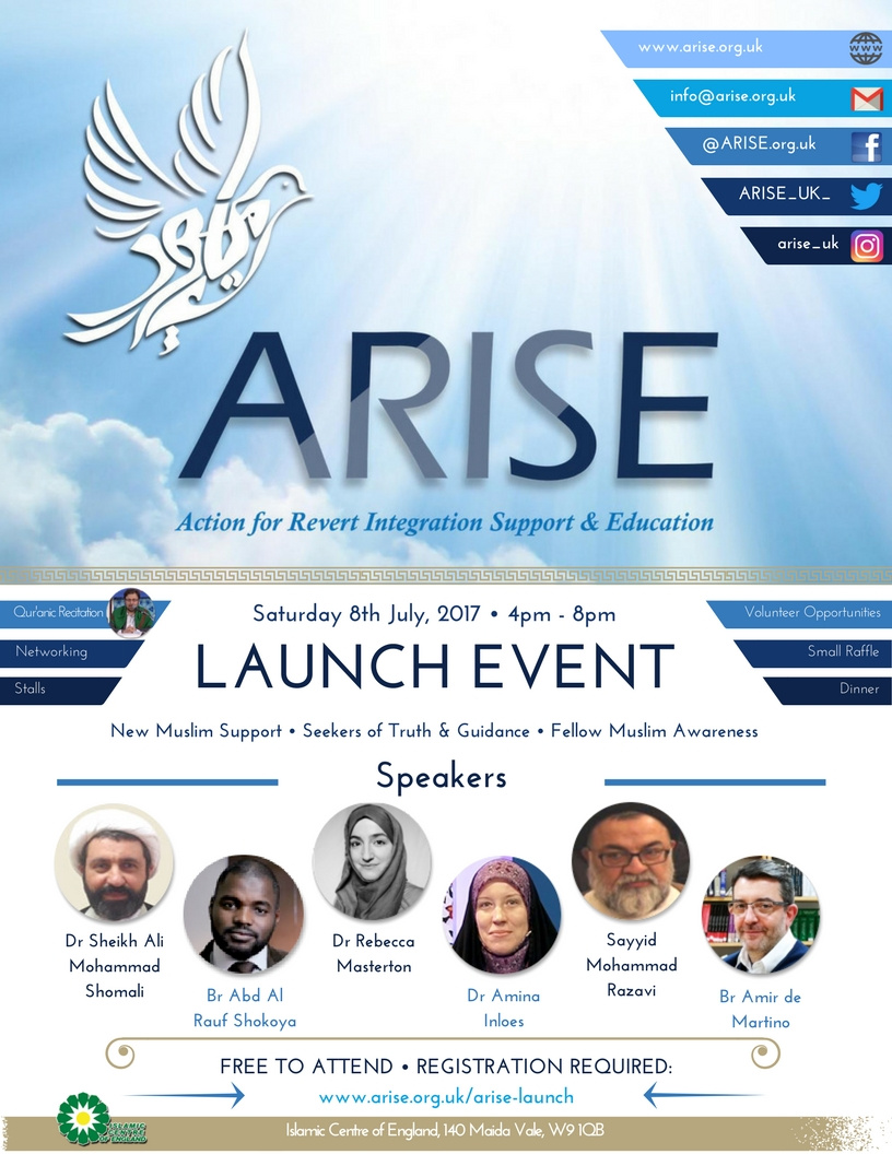 ARISE Launch