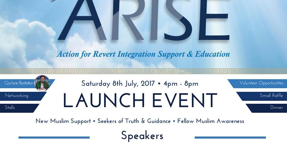 ARISE Launch