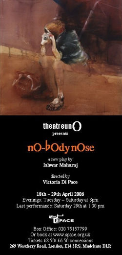 nO-bOdy nOse