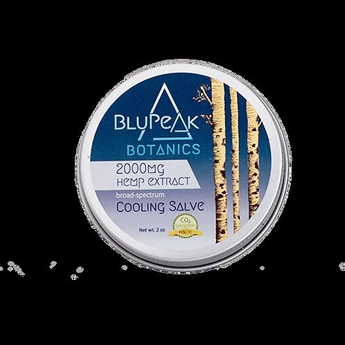 BluPeak Cooling Salve 2000mg