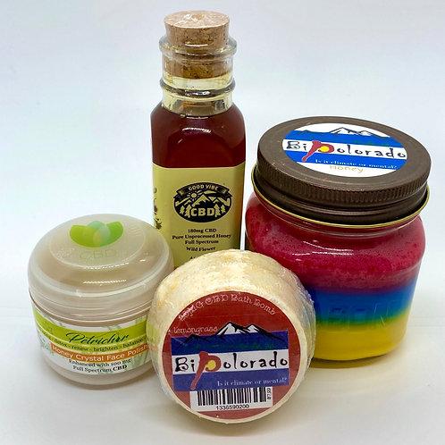 CBD Honey Bundle