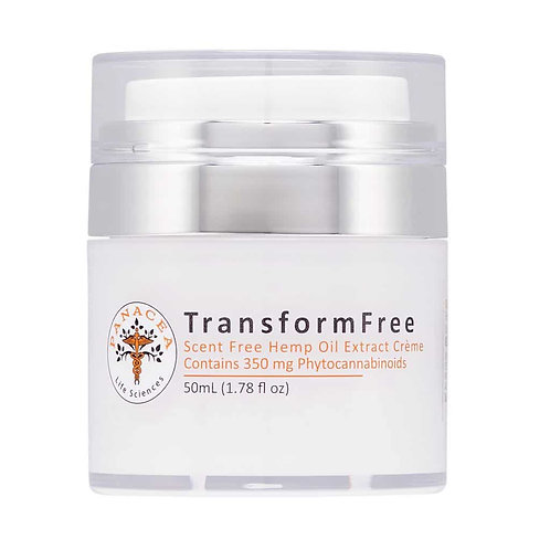 Panacea Transform CBD topical