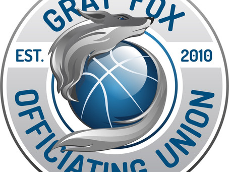 Gray Fox Officiating Unveils New Logo