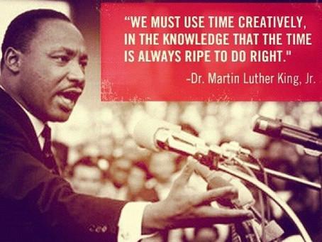 Gray Fox Celebrates Dr. Martin Luther King, Jr.
