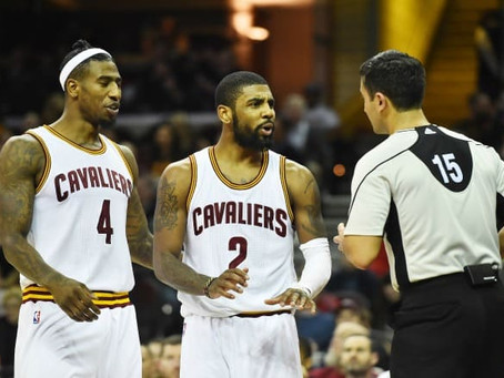NBA Players Can Now Call a New Hotline to Complain About Referees