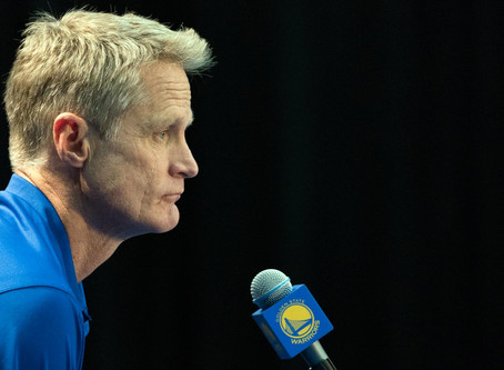 Kerr Remorseful for Abusing Refs