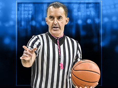 The Best Referee in College Basketball