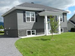 Maison split-level