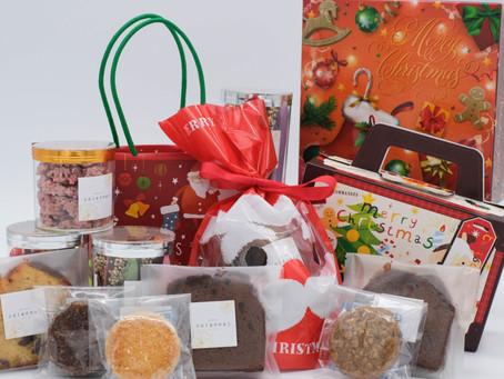 クリスマス 特製焼菓子ボックス