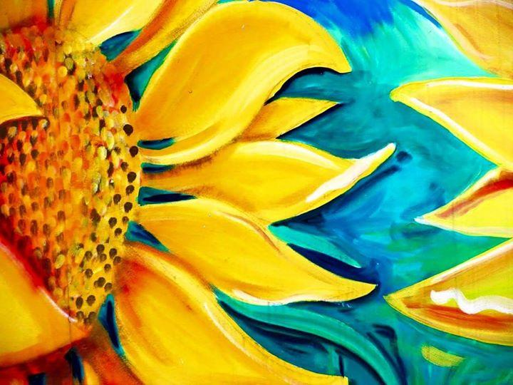 Você é meu sol, eu sou girassol