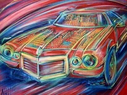 Você gosta de carros antigos _  É possív
