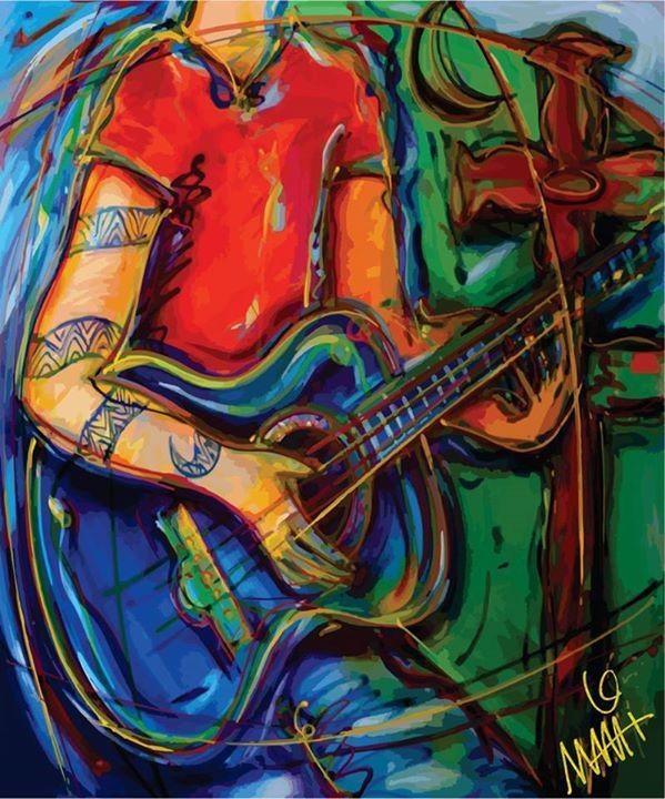 Tiago Ferraz , pelo olhar do artista