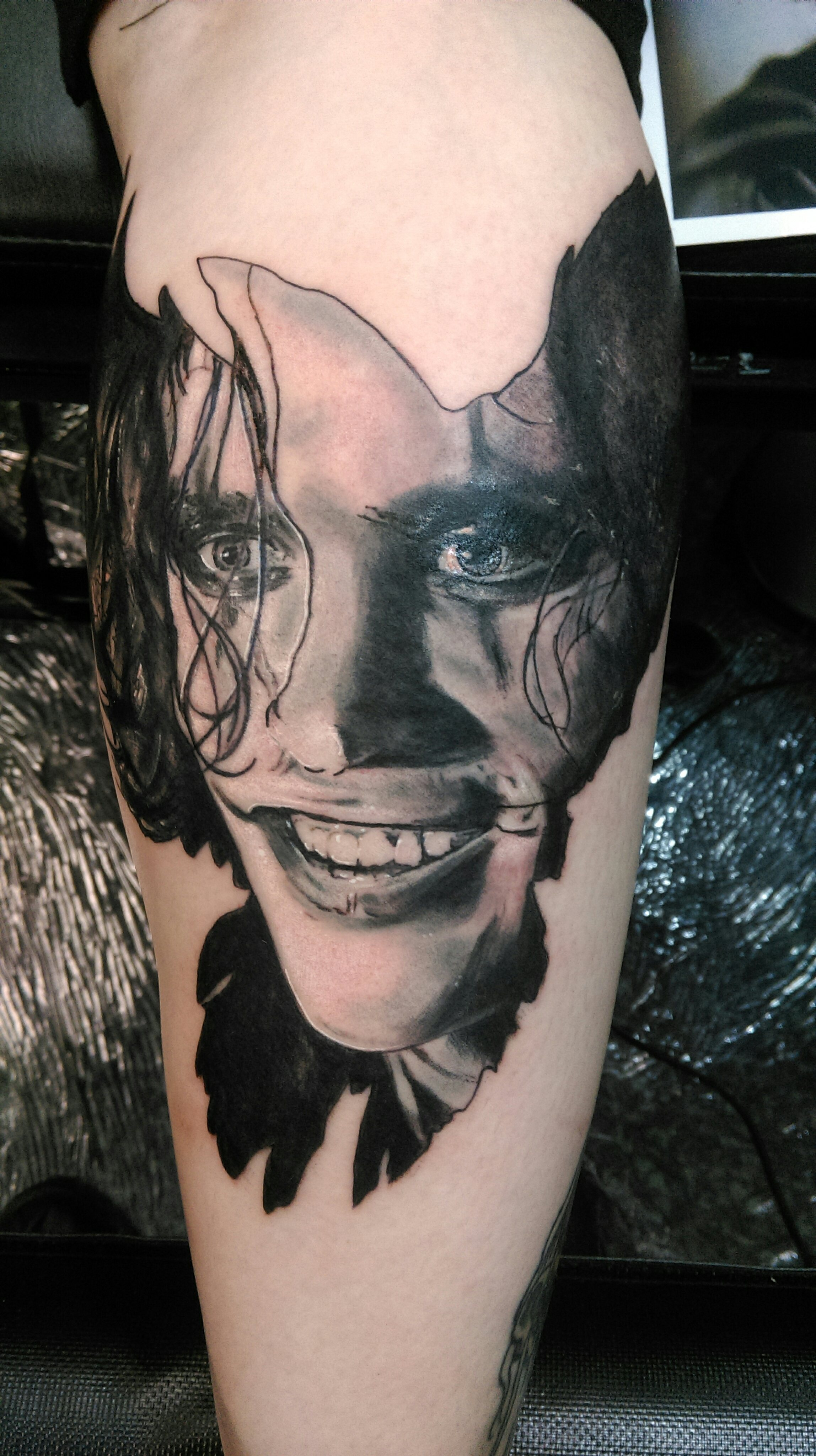 Brandon Lee/The Crow