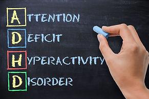ADHD – attention deficit hyperactivity d