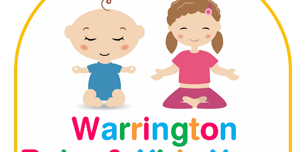 11am Toddler Yoga - Stockton Heath - 5 week term