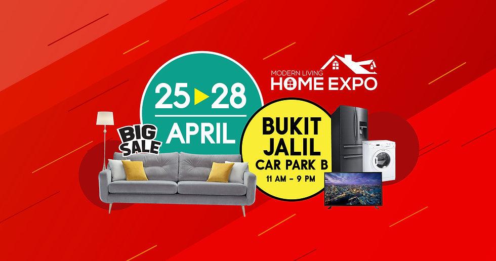 Modern Living Home Expo Bukit Jalil Apr 2019