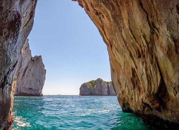 Eau de Capri I Diffuseur à tiges
