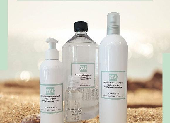 Océan et sable chaud | Solution hydroalcoolique