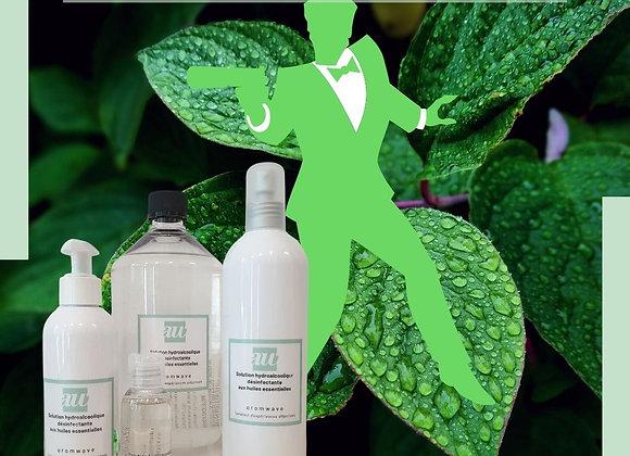Air Pur 007 | Solution hydroalcoolique