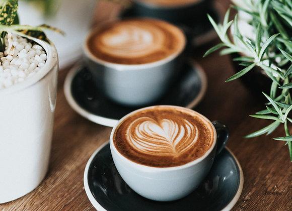 Couleur café | Bougie