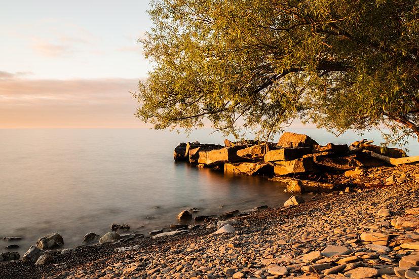 Lake Ontario's Sunrise
