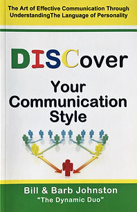 DISCover Communication Style_Book cover.