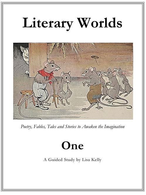 Literary Worlds One