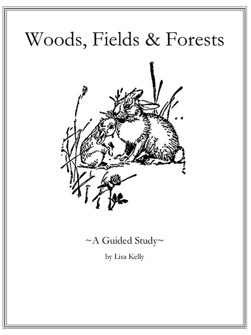 Woods, Fields and Forests: A Guided Study