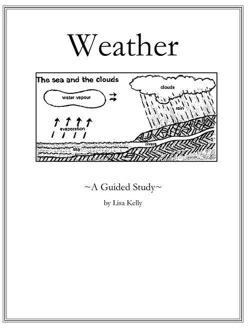 Weather: A Guided Study