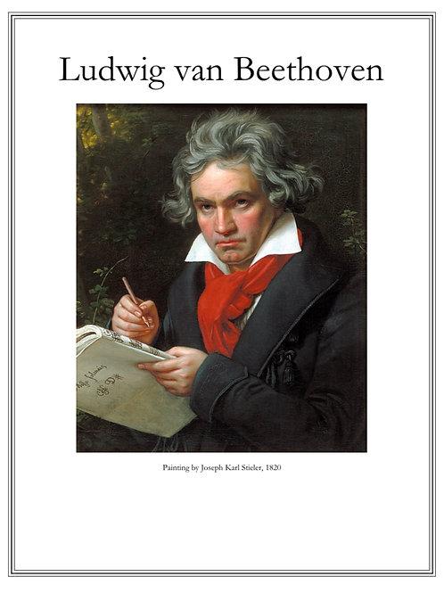 Maestro Spotlights: Beethoven