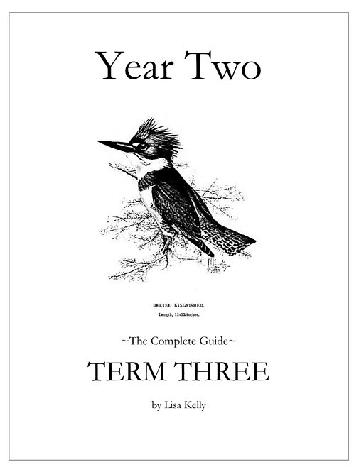 Year Two: Term Three